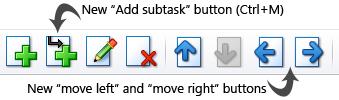 Creating subtasks